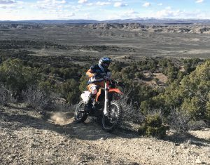 Bikers to hit Moffat County for 50-mile Enduro race this weekend