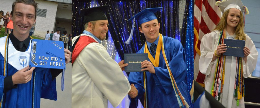 Top of the class: Moffat County grads humbly accept high-achieving honors