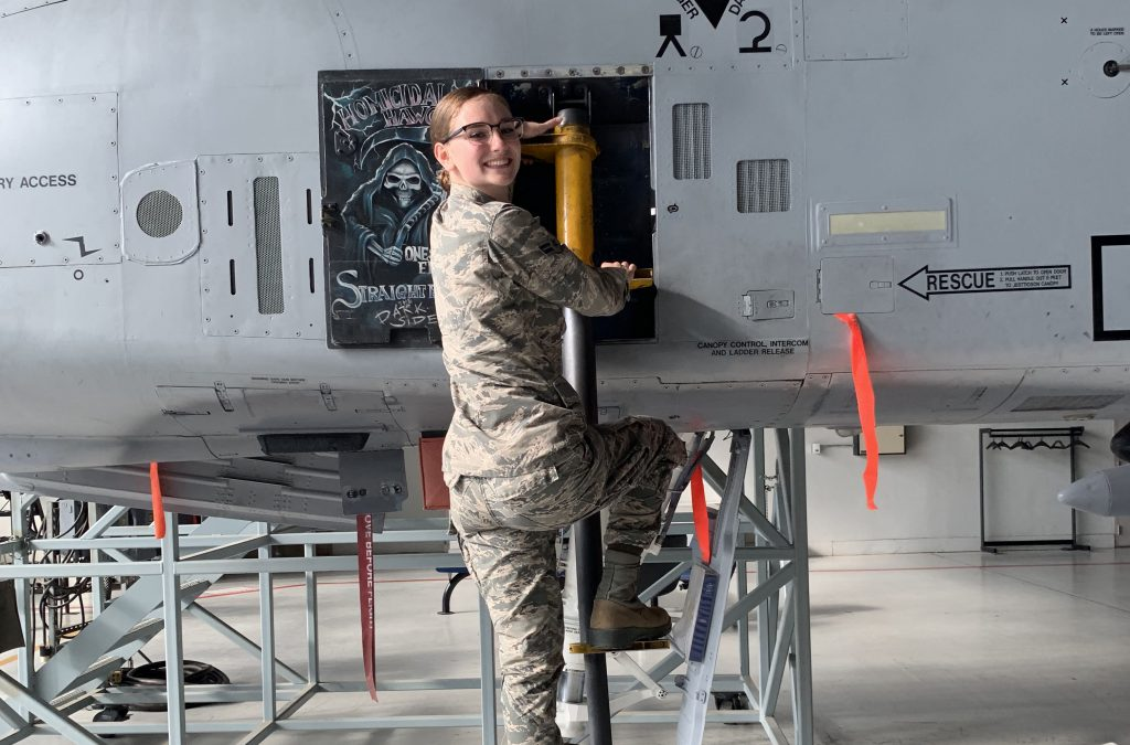 Hometown Hero: Moffat County grad Karlee Brown uplifted by Air Force service