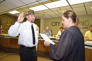 Craig City Council welcomes new members, salutes those outgoing