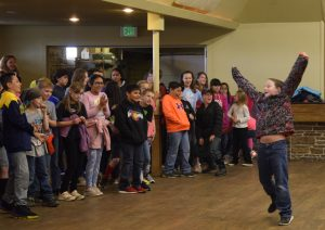 Read all about it: Craig schools shatter records during Passport to Reading