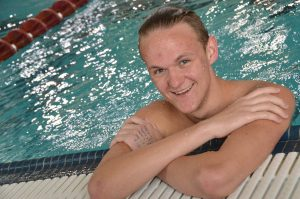 Back to state: Moffat County swimmer Cody Evaristo takes state-worthy time to start league championships