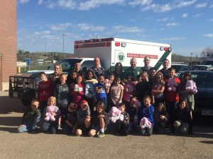 That's the stuff: Sandrock students donate hundreds of stuffed animals in fundraiser
