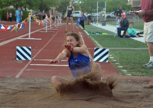 Moffat County track, field honing strong points at Tiger Invite