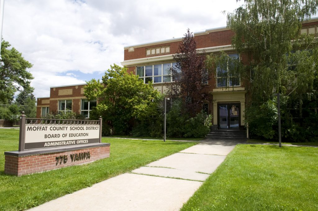 Vehement community feedback leads to more discussion for Moffat County School Board on Yampa Building issue
