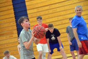 Moffat County basketball camp part of effort to promote uplifting atmosphere on court