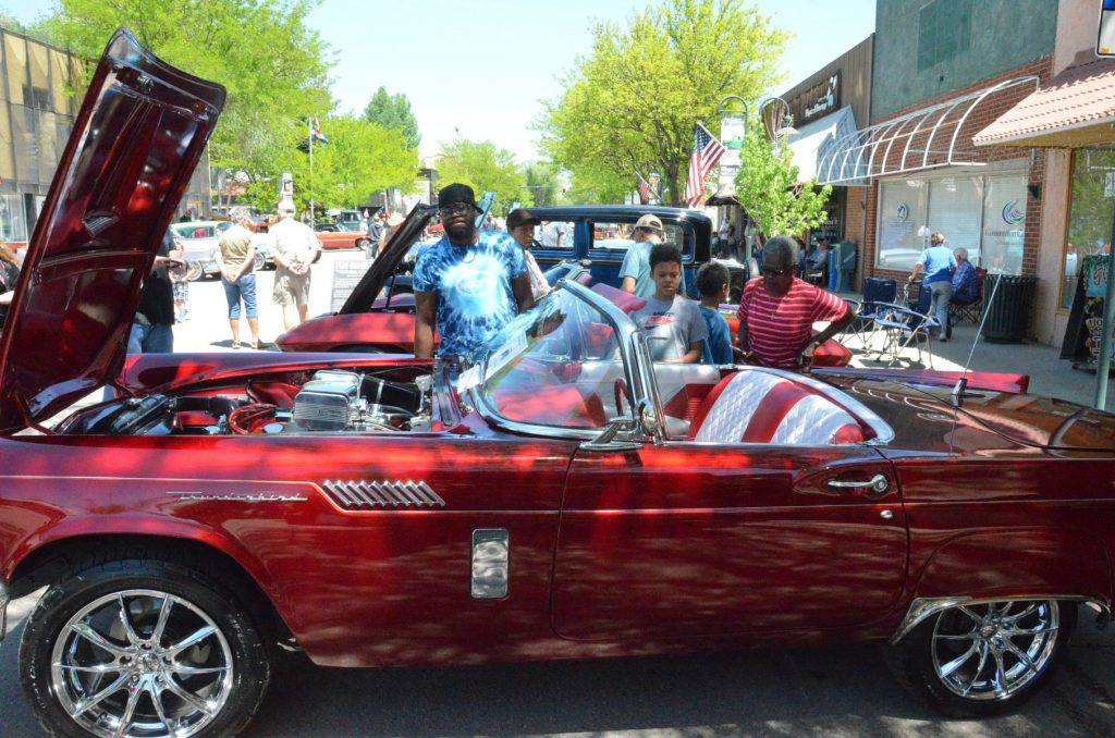 Craig auto owners take honors during Young Life Car Show as fundraiser wheels in nearly $10K