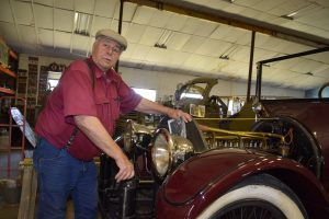 Wyman Living History Museum offers years of Americana in collection