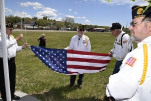 Stars and stripes: Craig veterans celebrate Flag Day