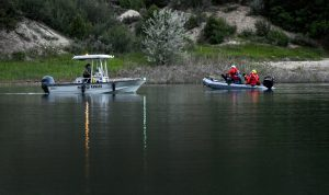 Victim ID'd in Harvey Gap Reservoir drowning