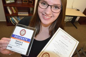 Moffat County's MaKala Herndon preps for summer conference in pursuit of medical career