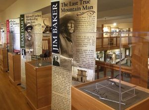 From the Museum Archives: The last true mountain man