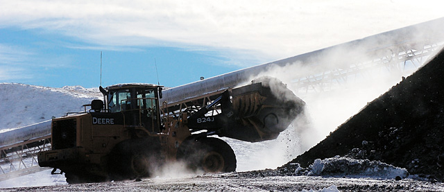 Twentymile Mine to be part of new joint venture between nation's largest coal companies