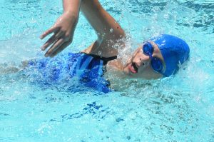 Craig Sea Sharks keep pace during home meet to start summer season
