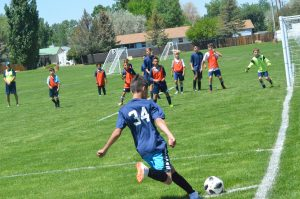 Craig Soccer Club gets kicking with first set of games, goal of more opportunities to come
