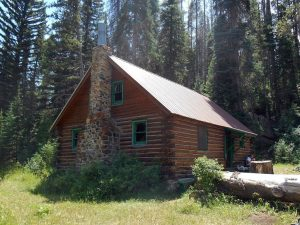 BLM considering nightly rentals of Sarvis Cabin on the Yampa River