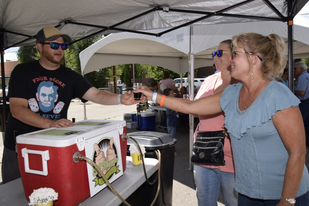 First Homemade Homegrown festival draws hundreds to downtown Craig