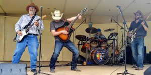 Grand Old West Days bringing weekend concert to Craig