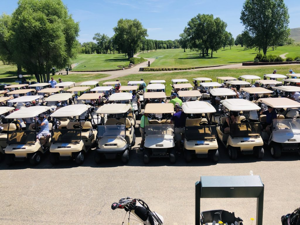 MRH Foundation golf tournament sells out, raises more than $10k for medical office building