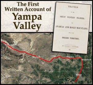 From the Museum Archives: The brutal, first written account of Yampa Valley