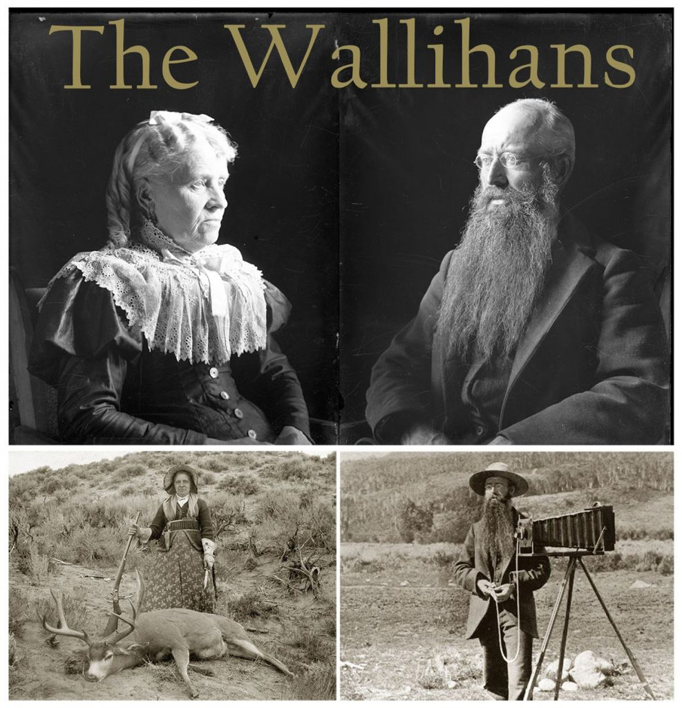 From the Museum Archives: The Wallihans — The world's first wildlife photographers