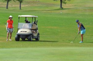 Ladies convene for 33rd Silver Bullet golf tourney