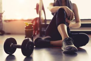 Living Well: Mid-year check-in — Have diet and exercise fallen off the priority list?