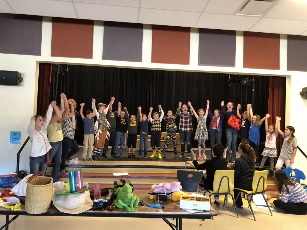 Meeker To Present James And The Giant Peach Craigdailypress Com