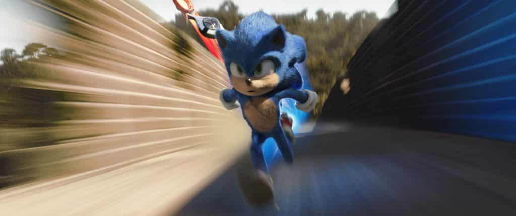 Bock S Office Sonic The Hedgehog Has Electric Visuals But Story Is Too Grounded To Crackle Craigdailypress Com